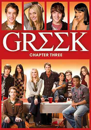 GREEK:CHAPTER THREE BY GREEK (DVD)